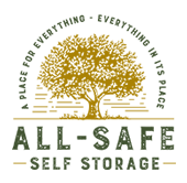 All Safe Self Mini Storage Moses Lake