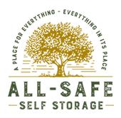 All Safe Self Mini Storage Moses Lake